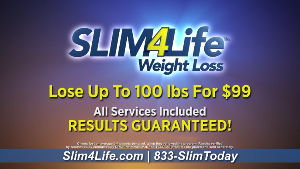 Slim 4 Life™ | Weight Loss Programs | Weight Loss Clinic