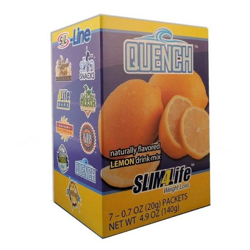Quench™ Lemon Drink Mix