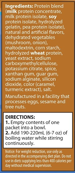 Ingredients/Directions