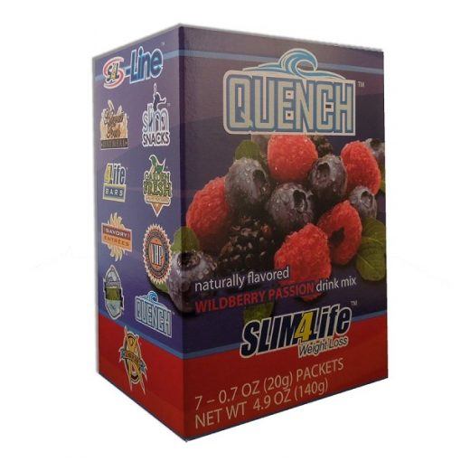Quench™ Wildberry Passion Drink Mix