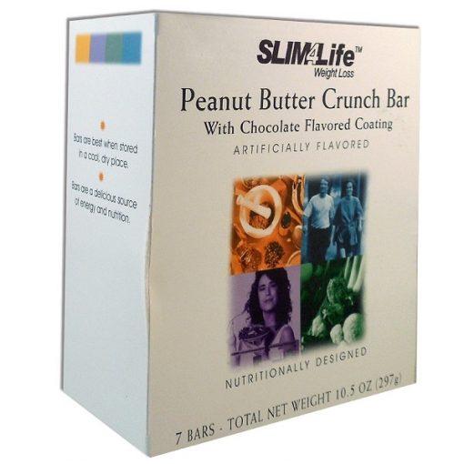 Peanut Butter Crunch Bar