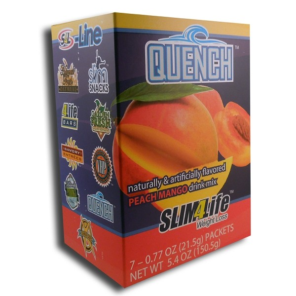 Peach Mango Drink Mix