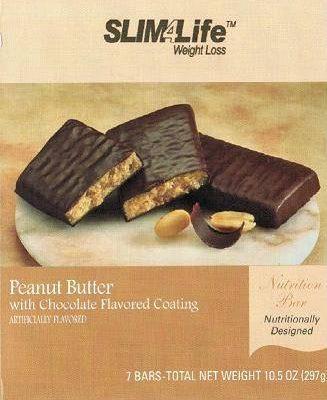 S4L Peanut Butter Bar