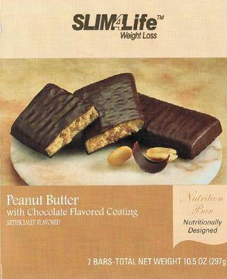 S4L Peanut Butter Bar