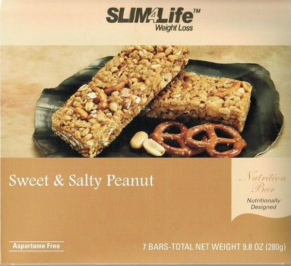 4Life Sweet & Salty Peanut Bar