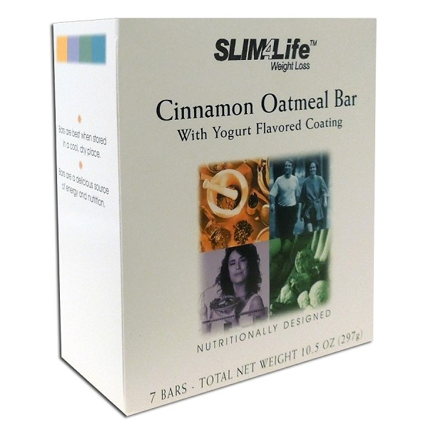 4Life Cinnamon Oatmeal Bar