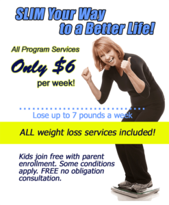 All Program Services Only $6 Per Week