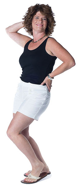 Cathy Lost SIX Dress Sizes with slim 4 life!