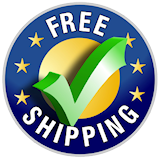 Shipping is free for orders of $150 or more.